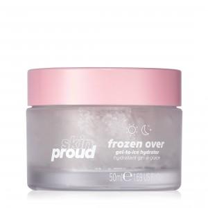 Skin Proud Frozen Over Moisturizer, Gel to Ice Hydrator με υαλουρονικό οξύ τριπλής δράσης
